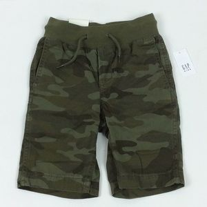 NWT Gap Camo Shorts XS 4/5